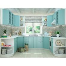 Кухня из массива Blue