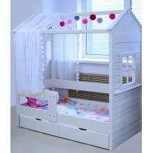 Детская кровать-домик Забава 2