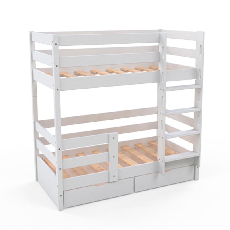 Детская двухъярусная кровать Карло-3