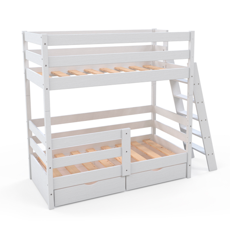 Детская двухъярусная кровать Карло-4