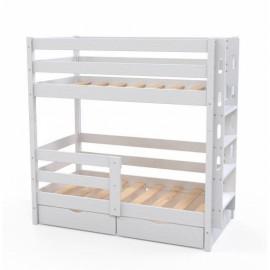 Детская двухъярусная кровать Карло-5