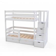 Детская двухъярусная кровать Карло-6