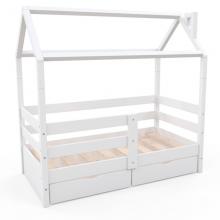 Детская кровать-домик Василиса 2